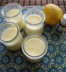 crème citron