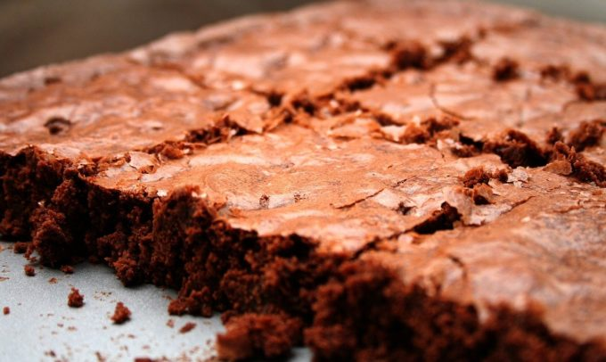 Brownie aux haricots rouges