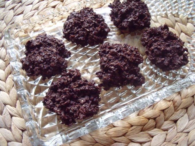 Palets flocons d'avoine chocolat (2)