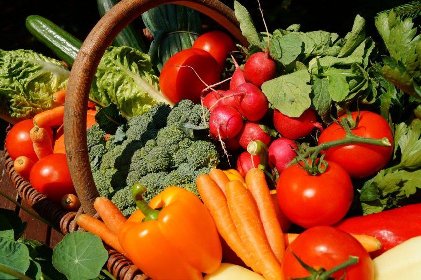 Les légumes en cuisine